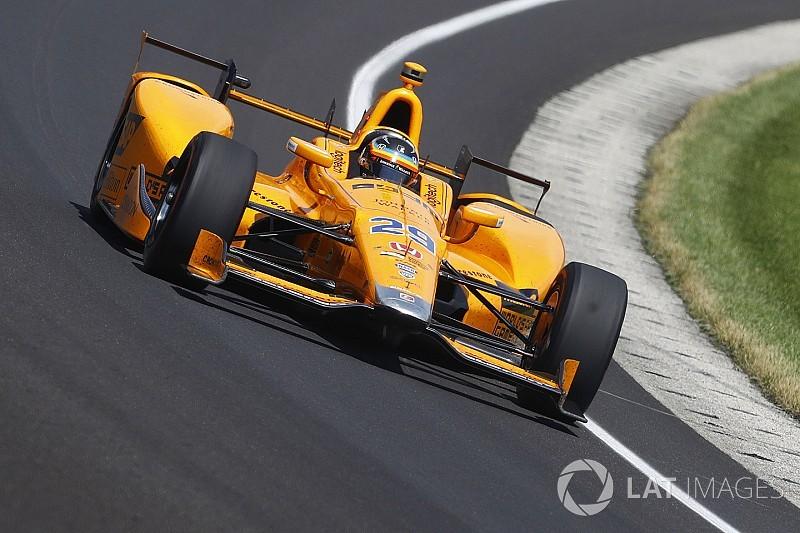 Brown: McLaren IndyCar'a dönebilir
