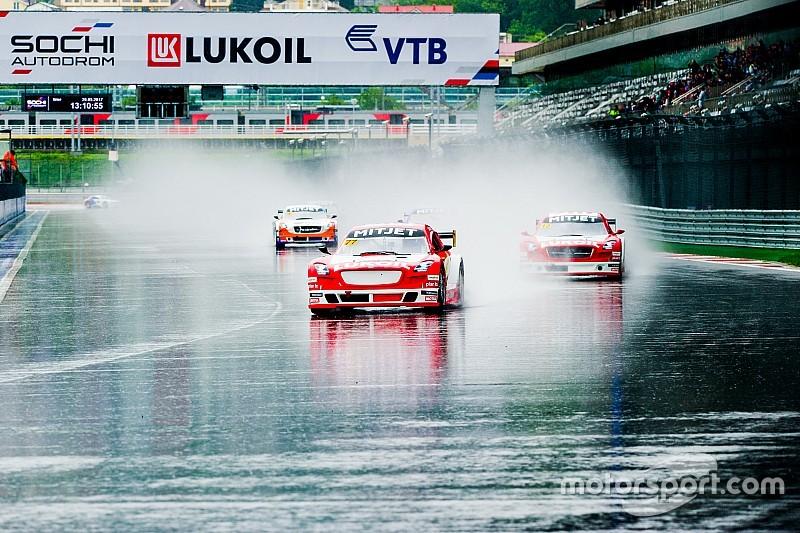 На Сочи Автодроме состоялись гонки I этапа Кубка России Mitjet