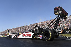 NHRA Preview The NHRA Countdown starts in Charlotte