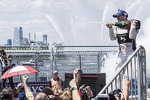 Formula E Reporte de la carrera Bird se proclama doble rey de Nueva York