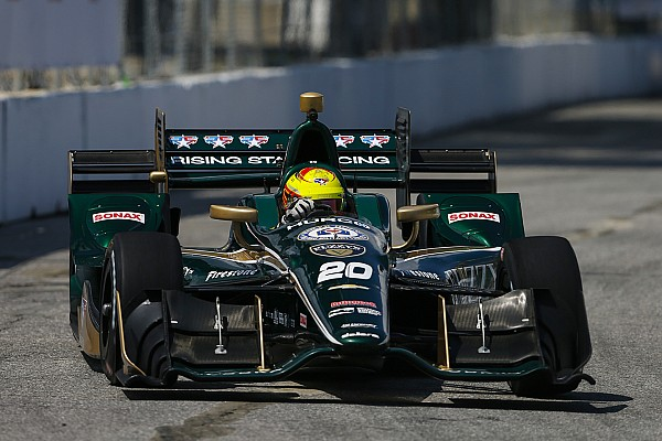 Pigot correrá la temporada 2018 con Carpenter