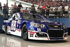 NASCAR Cup Noticias de última hora Dale Earnhardt  Jr. lucirá diseño  retro en su auto en Darlington