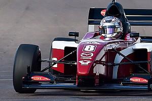 Pro Mazda Race report Road America Pro Mazda: Martin wins, Franzoni stars