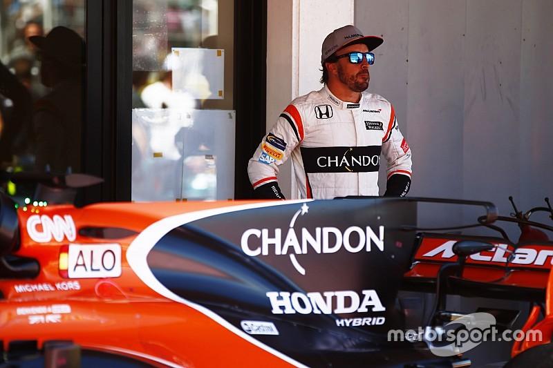 Алонсо оценил, сколько лошадиных сил не хватает мотору Honda для поула