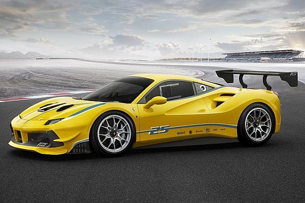 Ferrari News Ferrari präsentiert 488 Challenge beim Weltfinale in Daytona