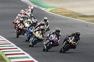 Moto3 Raceverslag Migno klopt Di Giannantonio in massastrijd voor Italiaanse hoofdprijs