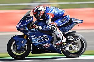 Moto2 Qualifying report Moto2 Inggris: Lanjutkan performa apik, Pasini hat-trick pole