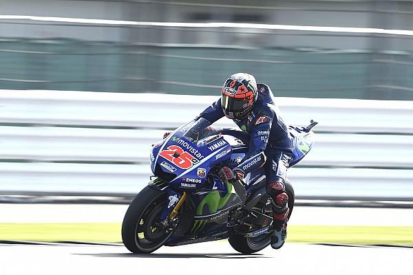 MotoGP Viñales: Tudtam, hogy a végén gyors lehetek a lágy gumival