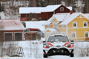 WRC Leg report Sweden WRC: Latvala stays ahead as Neuville drops time