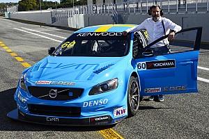 世界房车锦标赛 突发新闻 伊万·穆勒任沃尔沃WTCC研发车手