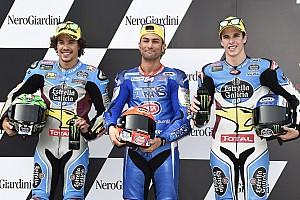 Moto2 Kwalificatieverslag Tweede opeenvolgende pole voor Pasini in Moto2