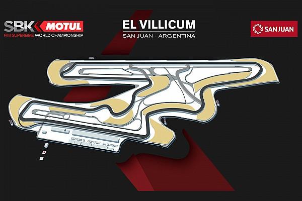 World Superbike Breaking news Argentina bersiap gelar balap World Superbike 2018