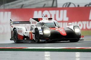 WEC 速報ニュース WEC富士:8号車トヨタのブエミがFP最速タイムをマークして首位