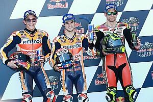 MotoGP Résultats La grille de départ du GP d'Espagne MotoGP
