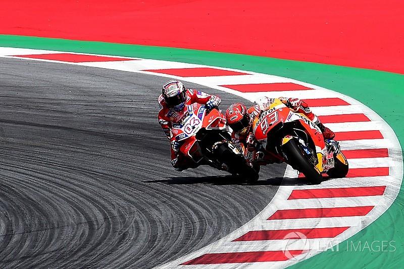 Dovizioso tak yakin kembali kalahkan Marquez