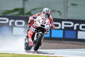 """MotoGP Noticias Petrucci: """"He renunciado a más dinero por seguir en Ducati"""""""