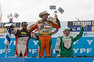 TURISMO CARRETERA Crónica de Carrera Castellano se reencontró con el triunfo en Paraná
