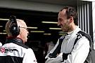 Формула E Кубица протестировал машину Формулы Е