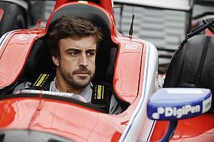 IndyCar I più cliccati Fotogallery: la prima volta di Alonso su una monoposto IndyCar