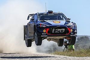 WRC Отчет о секции Невилль вырвал у Эванса победу в Ралли Аргентина