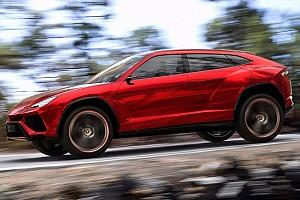 Automotive Noticias de última hora Lamborghini Urus, el futuro SUV italiano