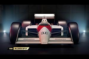 Jeux Video Actualités F1 2017: date de sortie annoncée et retour des F1 classiques