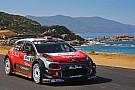 WRC WRC Korsika: Meeke jaga keunggulan tipis di depan Ogier