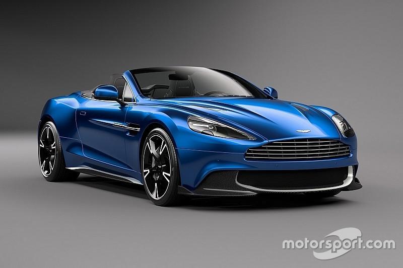 Photos - L'Aston Martin Vanquish S Volante