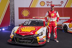 "Stock Car Brasil Entrevista Com ""carro do vice"", Átila renova expectativas na Shell"
