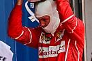 Videó, ahogy Vettel és Stroll összeütközik egymással