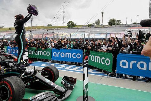 F1: Equipe da Netflix acompanhará busca de Hamilton para igualar vitórias de Schumacher em Sochi