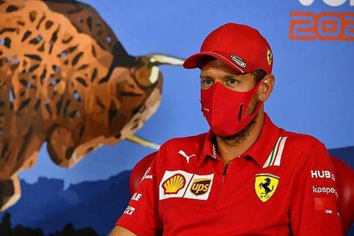 """Marko: """"Nincs helyünk Vettel számára"""""""