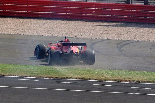 Chefe da Ferrari rebate crítica de Vettel e diz que alemão iria mal de qualquer jeito