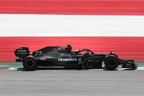 Austrian GP: Bottas beats Hamilton to pole; disaster for Ferrari