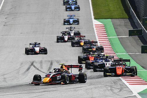 Лоусон выиграл вторую гонку Формулы 3 в Австрии