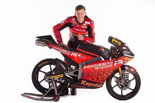 Demi Moto3 2021, Rodrigo Kerja Keras Tingkatkan Fisik