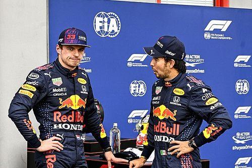 Sergio Pérez le cortó a Verstappen un invicto de 30 sábados