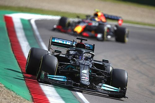 Why Mercedes isn't confident it's really ahead of Red Bull at Imola