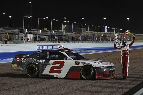 Myatt Snider snags first Xfinity win in dramatic Homestead race