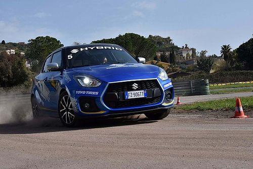 ACI Rally Italia Talent si scalda per la penultima selezione