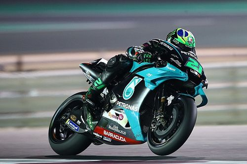 Morbidelli to stay at Petronas Yamaha until 2022