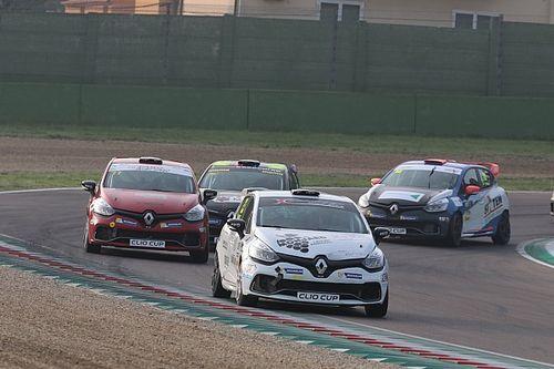La Clio Cup protagonista del 17° Supercorso Federale ACI Sport