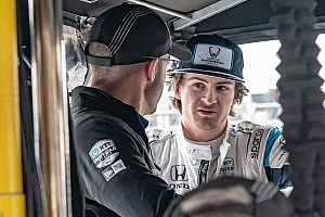 Newgarden draws career parallels with