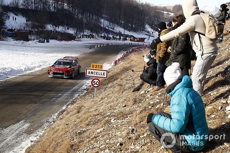 Sebastien Ogier se mantiene adelante, Loeb en tercero