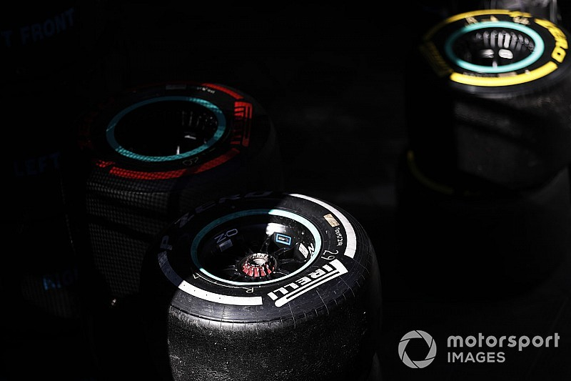 Pirelli reveals F1 team tyre choices for Australian GP
