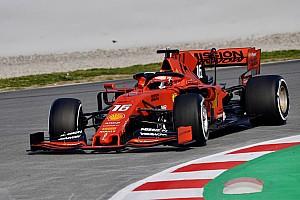 Leclerc végzett az élen a Ferrarival a második tesztnapon a McLaren és a Haas előtt: 4. a Toro Rosso-Honda