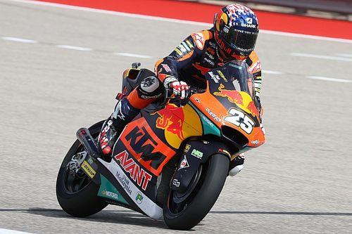 Moto2, Austin: Gardner cade e Fernandez riapre il Mondiale