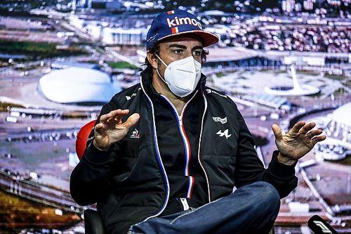 """Alonso necesita """"una carrera muy caótica"""" para un podio"""