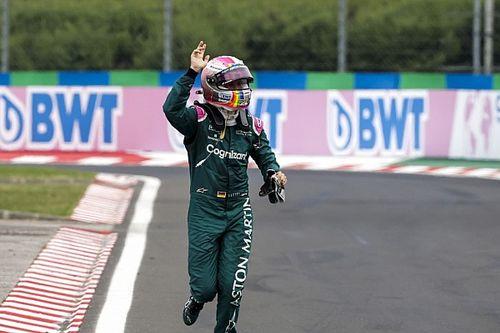 Vettel zagrożony dyskwalifikacją