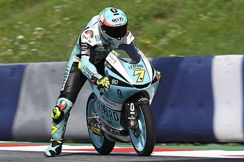 Foggia pakt Moto3-zege in Aragon en ziet titelkandidaten vallen